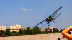 Pilot Did Impossible Stunts With This An-2 Colt, But Got Himself Suspended