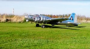 After 17 Years, This Manned 1/3 Scale B-17 Took Off-But Wasn't Supposed To