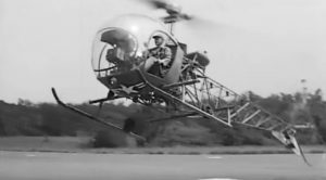This H-13 Sioux Footage Would Actually Deter You From Trying To Fly It