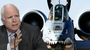 What Sen. McCain Said About The A-10 Is Priceless