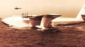 The First Flight Of The Largest Aircraft Ever Built-And It Happened In 1947