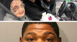 News | Thug Who Brutally Beat 94 Y/O Female WWII Vet Got What's Coming To Him