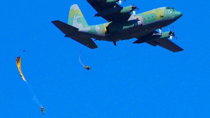 Elite Airborne Brigade Launch Intense Combat Mission | World War Wings Videos