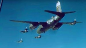 B-26 Marauders Over Europe Rare Color WWII Film