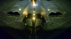 B-2 Bombers Demolish ISIS Stronghold With Over 100 Missiles