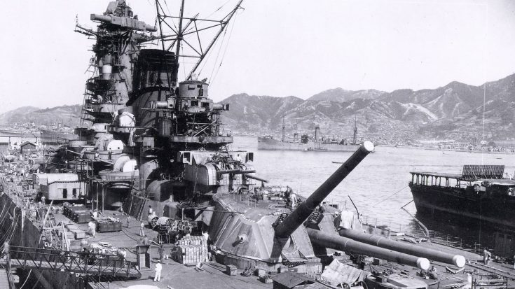 Rare Historic Film – Destruction Of WWII's Most Powerful Battleship | World War Wings Videos