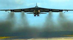 News| B-52 Engine Literally Falls Off Mid-Flight