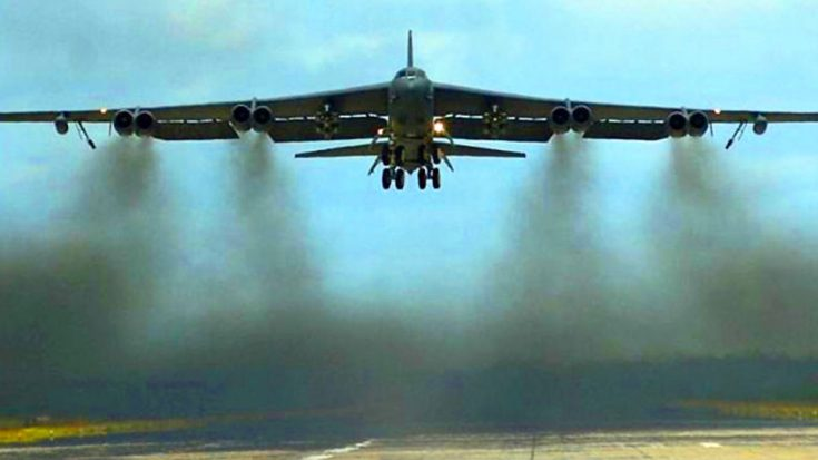 News| B-52 Engine Literally Falls Off Mid-Flight | World War Wings Videos