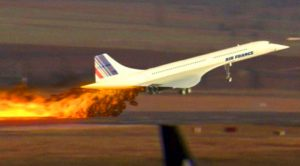 Crash Of The Concorde: Up In The Sky, Down In Flames
