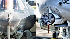 A-10 Vs. F-35 – Battle For Ground Support Supremacy