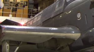 Unseen For Decades – The World's Only Surviving Fairey Fulmar
