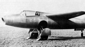 Nazi Germany Launches The World's First Turbojet