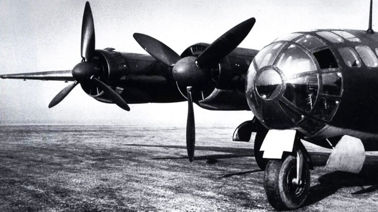 This Isn't A B-29-Germans Designed This To Rain Fire On NYC | World War Wings Videos