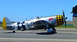 Tribute To The P-47 Pilot Lost In Hudson River Crash