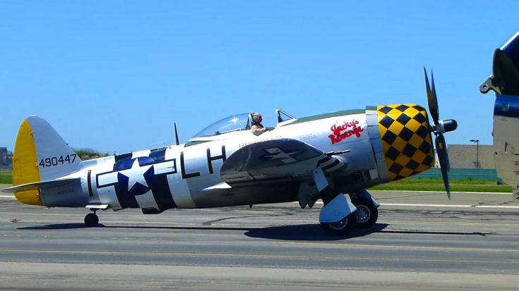 Tribute To The P-47 Pilot Lost In Hudson River Crash | World War Wings Videos