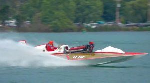 Vintage Boats Overhauled With Powerhouse P-51 Mustang Engines