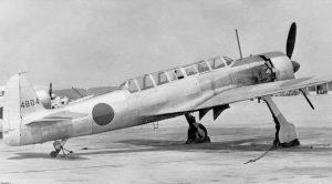 Only Footage Of Rare Nakajima B6N Torpedo Bomber