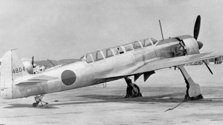 Only Footage Of Rare Nakajima B6N Torpedo Bomber | World War Wings Videos