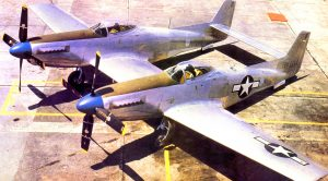 The F-82 Twin Mustang America's Final Piston Fighter