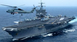 World's First Nuclear Carrier Faces The Inevitable