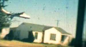 B-36 Peacemaker Caught On Film So Low It Blew Antennas Off Roofs