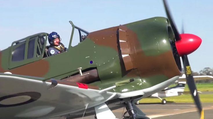 This 'Panic Fighter' Has A Really Chilling Whistle When It Dives | World War Wings Videos
