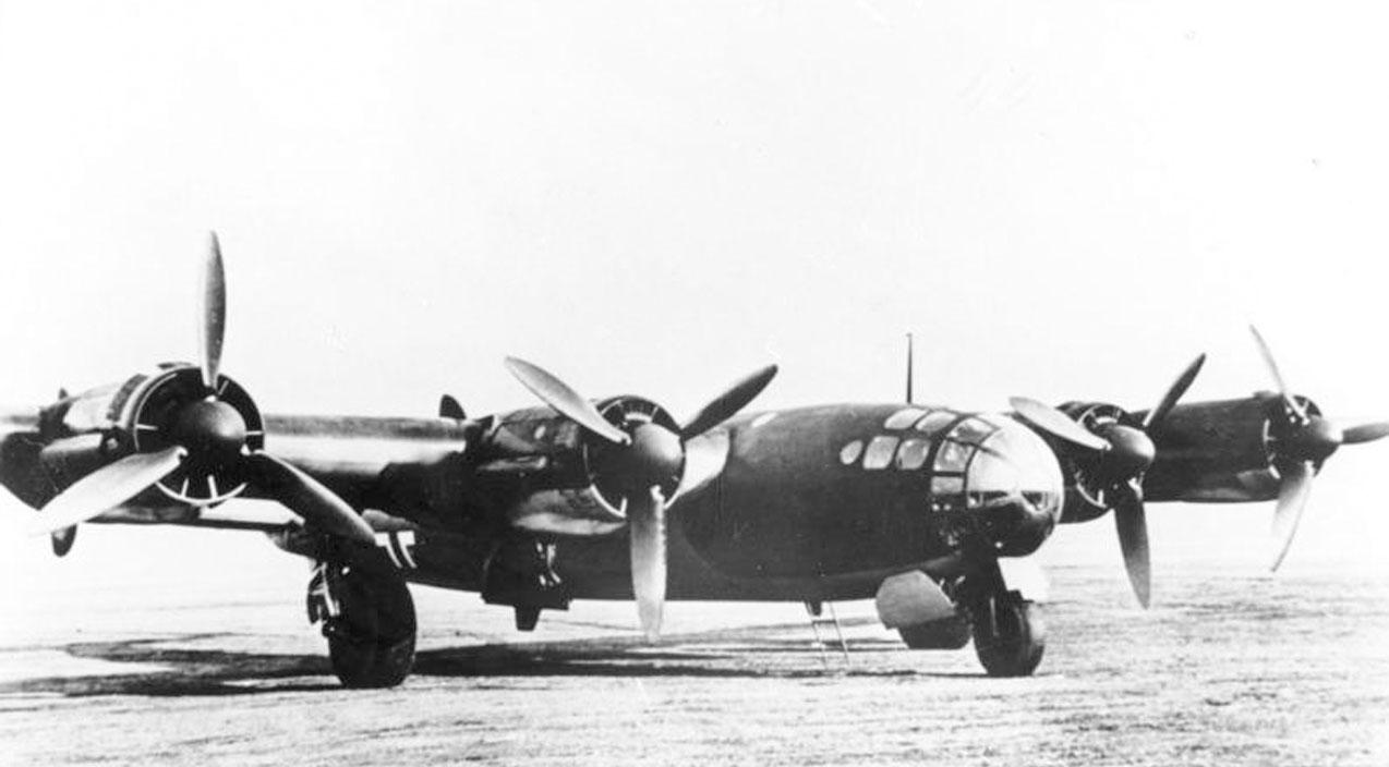 me-264-plane