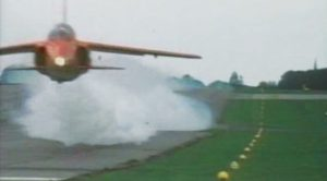 Ray Hanna Performing Extremely Low Flybys In This Rare Footage