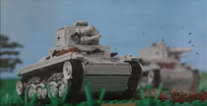 This Lego World War Is Guaranteed To Make Your Day
