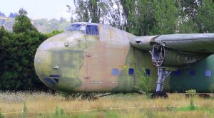 After 60 Years In A Forest Airfield This Decaying Bristol Freighter Will Live Again