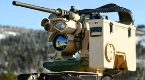 Lethal Advanced Turret Has Become The Savior Of Military Convoys