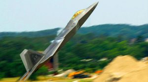 Supersonic Fighters Show Off Their Insane Vertical Climbing Power