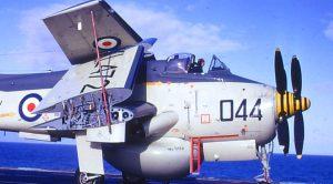 After An Extraordinary Career Blasting Submarines The Last Airworthy Fairey Gannet Flies Again