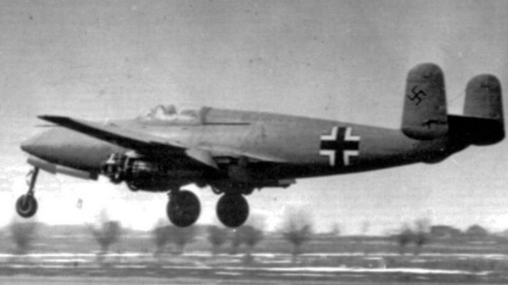 He 280 The First Fighter Jet And Why It Never Got Off The Ground | World War Wings Videos