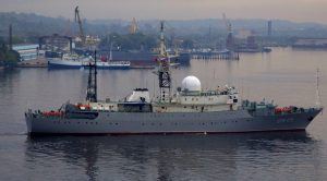 News| Russian Spy Ship Near Connecticut Naval Base Condemned As Hostile Act
