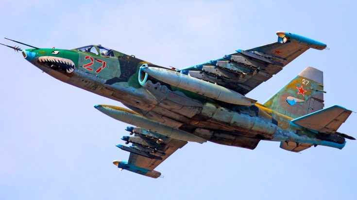 The A-10's Terrifying Rival – Russia's Ferocious Su-25 | World War Wings Videos