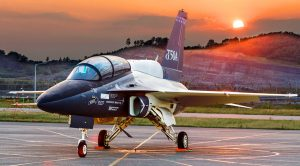 Lockheed-Martin's Newest Jet Completes First Flight
