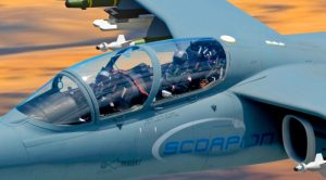 US Air Force Investing In Light Attack Fighters?