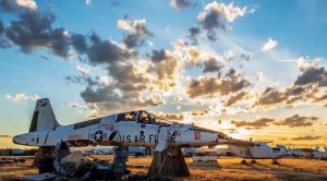 This Time-lapse Of An Airplane Boneyard Is The Most Mesmerizing Thing You'll See Today