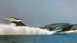 Just 10 Years After WWII, The Most Aerodynamic Seaplane Ever Was Created