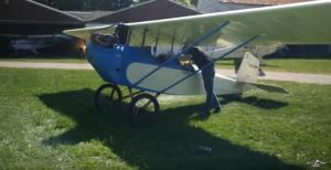 Restoring A Homebuilt Experimental Aircraft – It's Pretty Impressive