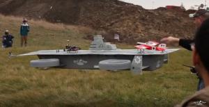 Avengers Helicarrier Flight Test – It's A Riot!