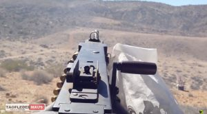 Shooting a 50 Cal Machine Gun 1200 Meters- How Accurate Is It Really?