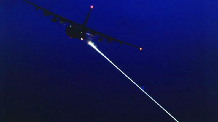 Lethal AC-130 Gunship Launches Laser Weapon Testing | World War Wings Videos