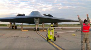Move Over B-2 Spirit – Air Force Reveals Designs Of The Secretive B-21 Bomber