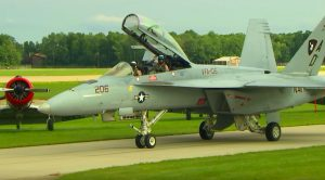 Supersonic F-18 Hornet Inspires Massive Crowds With Unforgettable Show At Oshkosh