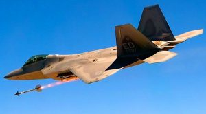The F-22 Raptor Just Gained A Vicious New Weapon Upgrade – But It Might Not Be Able To Use It