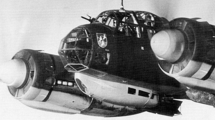 Overwhelming Fleet Of Ju 88s Launch Destructive Bombing – Lost Archival Footage   World War Wings Videos