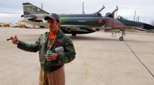 Badass F-4 Pilot Takes The Phantom On Its Final Flight