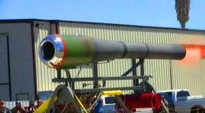Powerful Booming JB-2 Pulsejet Engine Pushed To The Limit